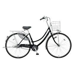 【送料無料】 ミヤタサイクル 27型 自転車 カフェW ベルト(ミラノブラック/内装3段変速) DCWD73LB7【2017年モデル】【組立商品につき返品】 【配送】