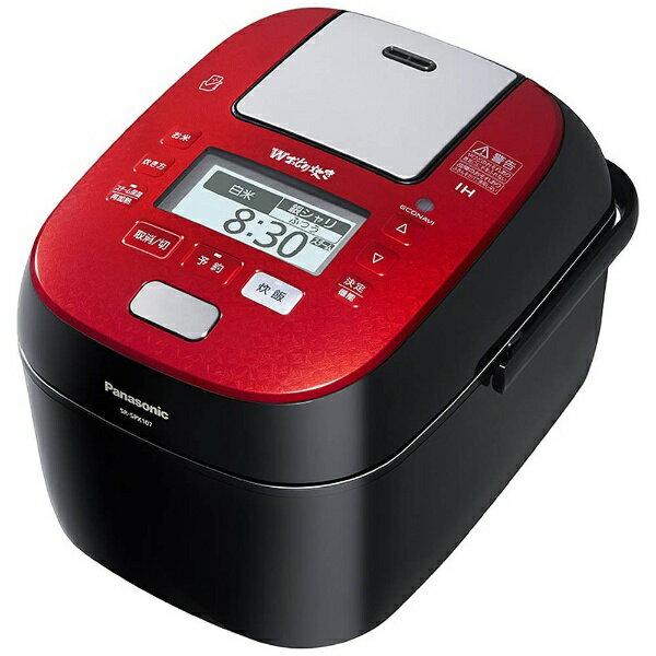 スチーム&可変圧力IHジャー炊飯器「SR-SPX107」