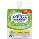 明治 meiji メイバランスソフトJelly200 マスカットヨーグルト味 125ml