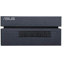 【送料無料】ASUSモニター無デスクトップPC[Win10Home・Corei7・SSD128GB・HDD1TB・メモリ4GB]ASUSVivoMiniVC66マットブラックVC66-B060Z(2017年4月モデル)