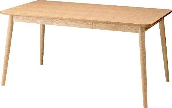 東谷 AZUMAYA ダイニングテーブル ヘンリー HOT-540NA(W150×D80×H72cm)