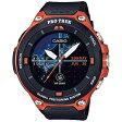 【あす楽対象】【送料無料】 カシオ スマートウォッチ 「Smart Outdoor Watch PRO TREK Smart」 (オレンジ) WSD-F20-RG