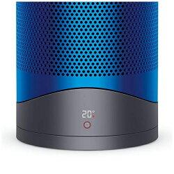 【2017年04月26日発売】【送料無料】ダイソンdyson【DCモーター搭載】リモコン・空気清浄機能付ファンヒーター「DysonPureHot+Cool」(~8畳)HP00IBアイアン/ブルー