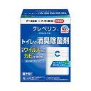 アース製薬 Cleverin(クレベリン) トイレの消臭除菌...