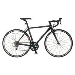 【送料無料】NESTO700×25C型ロードバイクFALADCLR-J(ブラック/465サイズ《適応身長:160~175cm》)NE-17-001【組立商品につき返品】【配送】【メーカー直送・・時間指定・返品】