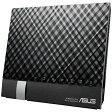 【送料無料】 ASUS 無線LANルータ 親機単体[無線ac/a/n/g/b・有線LAN/WAN・Mac/Win] 1300+600Mbps・ギガルータ RT-AC65U