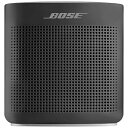 【送料無料】 BOSE ブルートゥーススピーカー Bose SoundLink Color Bluetooth speaker II SLINKCOLOR2BLK ブラック [防滴]
