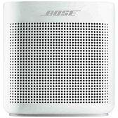 【送料無料】 BOSE ブルートゥーススピーカー(ホワイト) Bose SoundLink Color Bluetooth speaker II