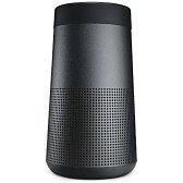 【あす楽対象】【送料無料】 BOSE ブルートゥーススピーカー(ブラック) Bose SoundLink Revolve Bluetooth speaker