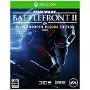 エレクトロニック・アーツElectronicArts Star Wars バトルフロント II: Elite Trooper Deluxe Edition【Xbox Oneゲームソフト】