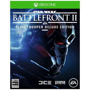 【送料無料】 EA(エレクトロニックアーツスクウェア) Star Wars バトルフロント II: Elite Trooper Deluxe Edition【Xbox Oneゲームソフト】