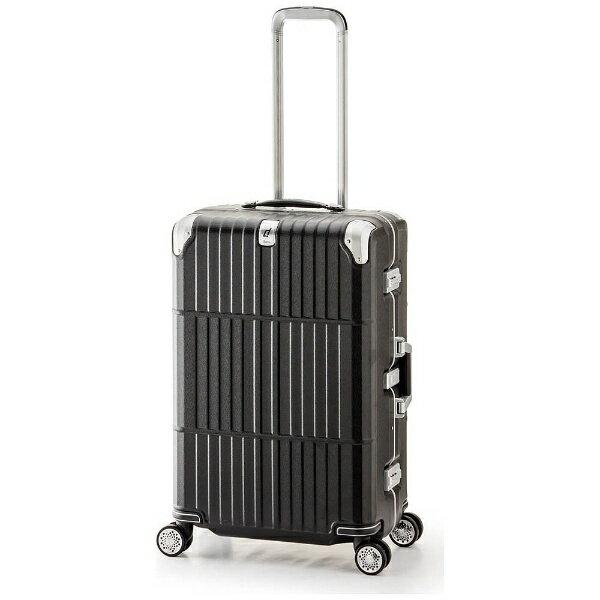 ディパーチャー departure スーツケース ハードキャリー 63L departure(ディパーチャー) レザーマットブラック HD-509-27 [TSAロック搭載] 【メーカー直送・代金引換不可・時間指定・返品不可】