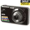 【送料無料】 ジョワイユ 【アウトレット品】デジタルカメラ ブラック JOYV600BK【生産完了品】JOYV600BK 【kk9n0d18p】