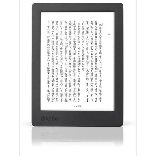 KOBO 電子書籍リーダー Kobo Aura H2O Edition2 N867-KJ-B...