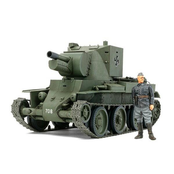 ミリタリー, 戦車  TAMIYA 135 No.318 BT-42