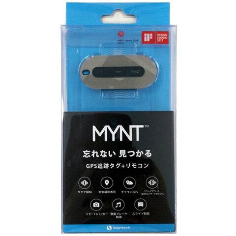 ウイルコム WILLCOM MYNT GPS追跡タグ+リモコン シルバー M01S-SL [忘れ物防止タグ]