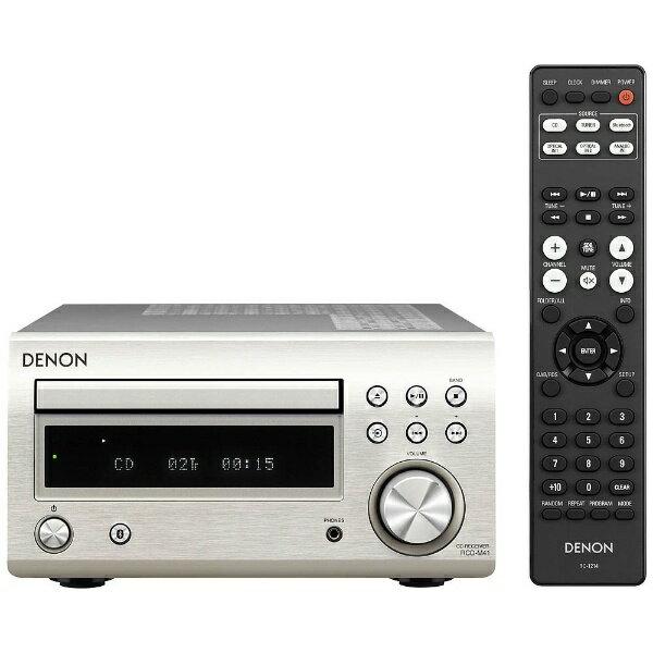 コンポ用拡張ユニット, CDプレーヤー  Denon CD RCDM41SP FM