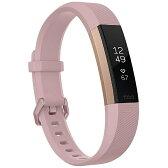 【送料無料】 FITBIT ウェアラブル端末(リストバンドタイプ)スペシャルエディション Small 「Fitbit Alta HR」 FB408RGPKS-CJK Pink Rose Gold
