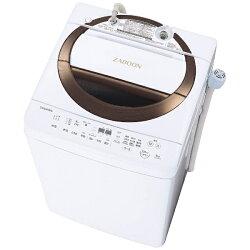 【2017年07月上旬発売】【標準設置費込み】東芝全自動洗濯機(洗濯6.0kg)AW-6D6-Tブラウン