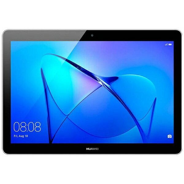 【送料無料】 HUAWEI 【LTE対応 nano SIMx1】Androidタブレット [9.6インチ・MSM8917・ストレージ16GB・メモリ2GB] MediaPad T3 10 AGS-L09 (2017年6月モデル)