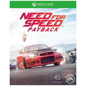 【送料無料】 EA(エレクトロニックアーツスクウェア) ニード・フォー・スピード ペイバック【Xbox Oneゲームソフト】