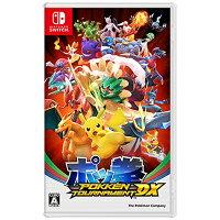 ポケモン Pokemon ポッ拳 POKKEN TOURNAMENT DX【Switchゲームソフト】