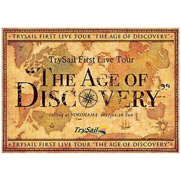 """【送料無料】 ソニーミュージックマーケティング TrySail/TrySail First Live Tour """"The Age of Discovery"""" 初回生産限定盤 【ブルーレイ ソフト】"""