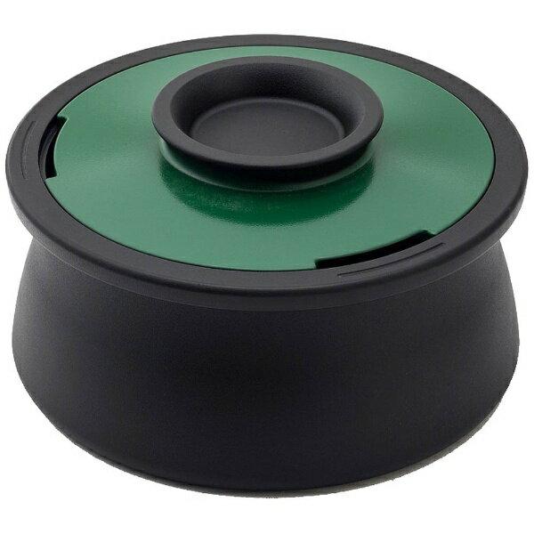 穴織カーボン ≪IH対応≫ カーボン製両手鍋 「POT VOL.」(2.1L) VO001BG ブリティッシュグリーン:ビックカメラ
