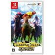 【送料無料】 コーエーテクモゲームス Champion Jockey Special【Switchゲームソフト】
