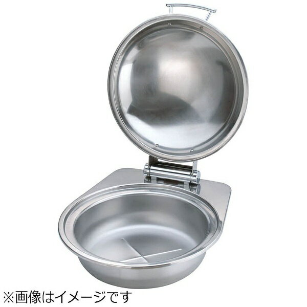 KINGO 【業務用】 KINGO IH丸チェーフィング フードパン無 ステンレスカバー式 小 <NKV5701>:ビックカメラ