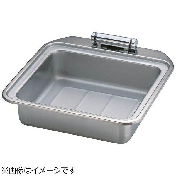 KINGO 【業務用】 KINGO IH角チェーフィング カバー・フードパン無 2/3サイズ <NKV6501>:ビックカメラ