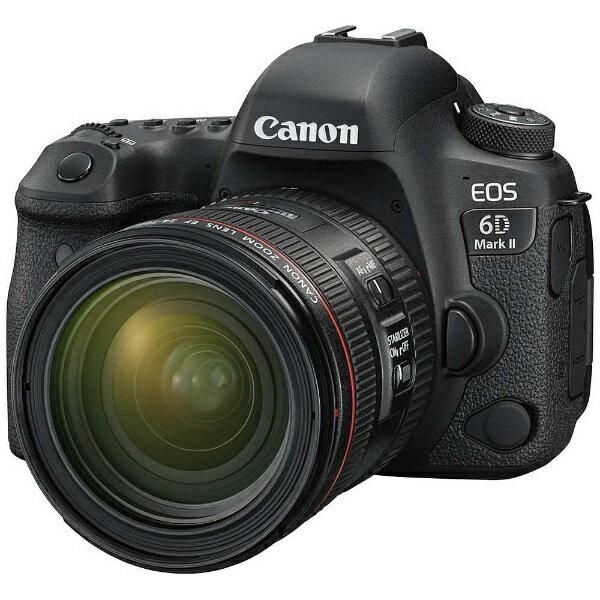 デジタル一眼レフ「EOS 6D Mark II」