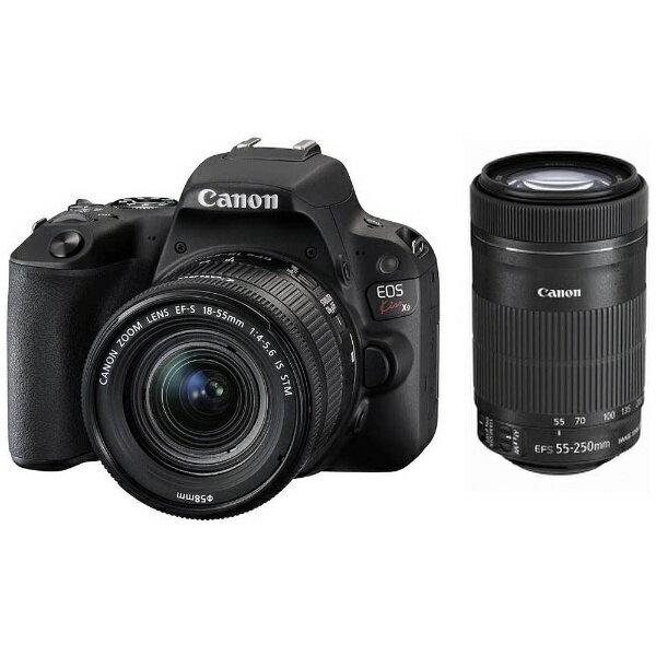 デジタルカメラ, デジタル一眼レフカメラ  CANON EOS Kiss X9 EOSKISSX9BKWKIT