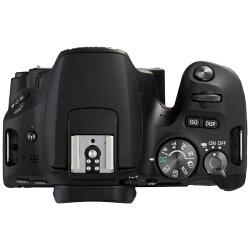 【2017年07月下旬発売】【送料無料】キヤノンCANONEOSKissX9(W)【EF-S18-55ISSTMレンズキット】(ブラック/デジタル一眼レフカメラ)