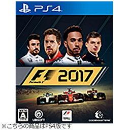 ユービーアイソフト Ubisoft F1 2017【PS4ゲームソフト】[F12017] 【代金引換配送不可】