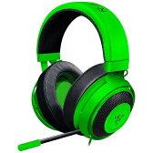 【送料無料】 RAZER 有線ゲーミングヘッドセット[φ3.5mm ミニプラグ・Win/Mac]Kraken Pro V2 Green Oval RZ04-02050600-R3M1