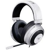 【送料無料】 RAZER 有線ゲーミングヘッドセット[φ3.5mm ミニプラグ・Win/Mac]Kraken Pro V2 White Oval RZ04-02050500-R3M1
