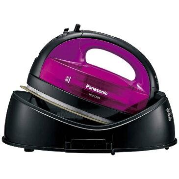 【送料無料】 パナソニック Panasonic NI-WL504 コードレスアイロン CaRuRu(カルル) バイオレット [ハンガーショット機能付き][NIWL504V] panasonic