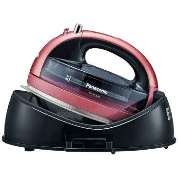 【送料無料】 パナソニック Panasonic NI-WL604 コードレスアイロン CaRuRu(カルル) ピンク [ハンガーショット機能付き][NIWL604P] panasonic