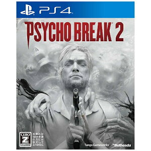【送料無料】 ベセスダソフトワークス PsychoBreak 2(サイコブレイク2)【PS4ゲ…