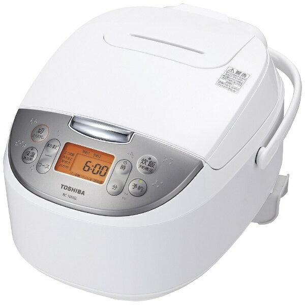 キッチン家電, 炊飯器  TOSHIBA RC-10MSL-W 5.5RC10MSLW