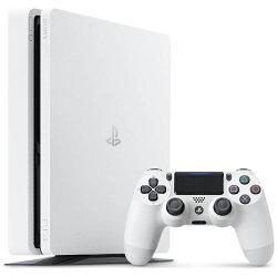 【送料無料】ソニーインタラクティブエンタテインメントPlayStation4(プレイステーション4)グレイシャー・ホワイト500GB[ゲーム機本体]CUH-2100AB02[PS4グレイシャー・ホワイト500GB]
