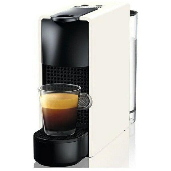 ネスレネスプレッソ Nestle Nespresso C30-WH カプセル式コーヒーメーカー Essenza Mini (エッセンサミニ)[C30WH]
