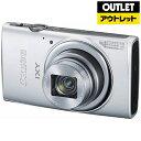 【送料無料】 キヤノン CANON 【アウトレット品】コンパクトデジタルカメラ IXY(イクシー) 630(シルバー)【生産完了品】IXY630SL 【kk9n0d36p】
