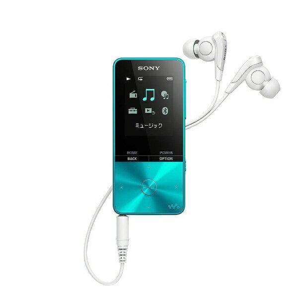 ポータブルオーディオプレーヤー, デジタルオーディオプレーヤー  SONY WALKMAN S NW-S313 4GB NWS313LC