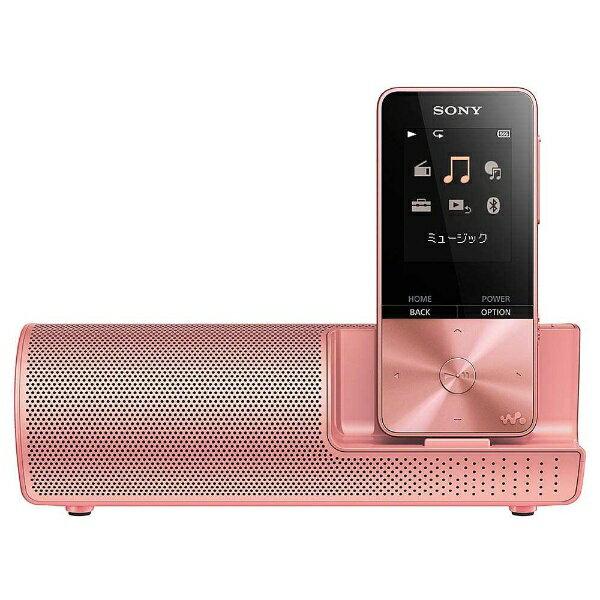 ポータブルオーディオプレーヤー, デジタルオーディオプレーヤー  SONY WALKMAN S NW-S315K 16GB NWS315KPIC