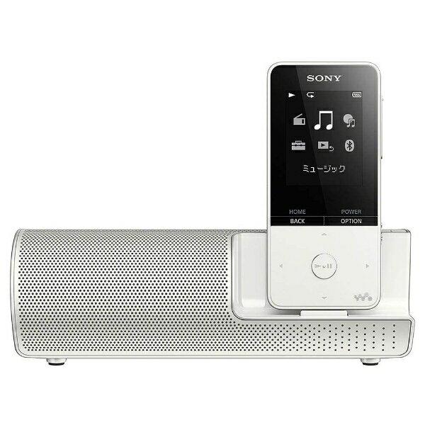 ポータブルオーディオプレーヤー, デジタルオーディオプレーヤー  SONY WALKMAN S NW-S315K 16GB NWS315KWC