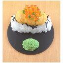 末武サンプル スマートフォン用食品サンプル スマホスタンドウニイクラ丼SUETAKE1079