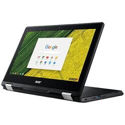 【2017年08月下旬発売】【送料無料】ACER(エイサー)11.6型タッチ対応ノートPC[ChromeOS]ChromebookSpin11オブシディアンブラックR751T-N14N(2017年8月モデル)