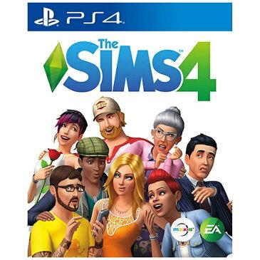 EA(エレクトロニックアーツスクウェア) The Sims 4【PS4ゲームソフト】